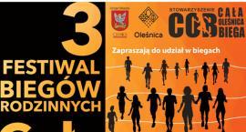 Zaproszenie festiwal biegowy