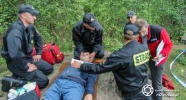 Strażacy z Bierutowa reanimowali mężczyznę