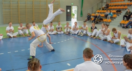Capoeira w Oleśnicy - FOTO i VIDEO